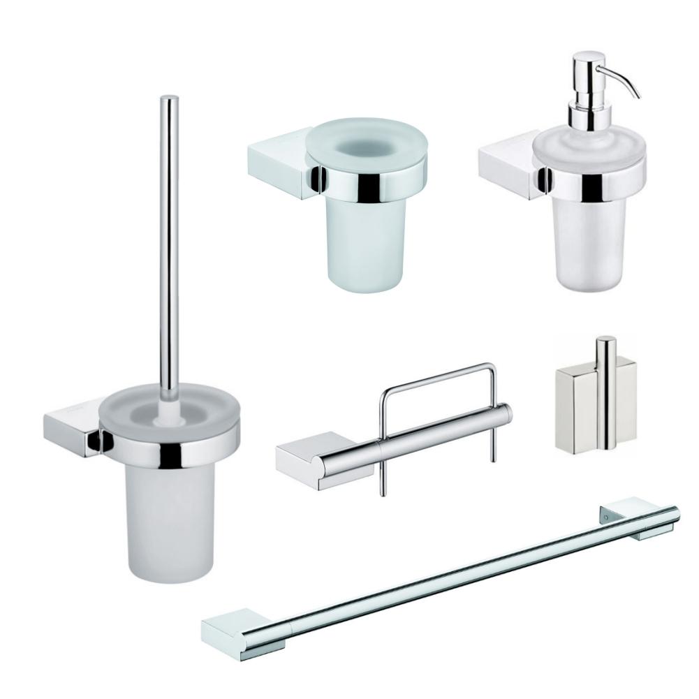 Set de accesorii pentru baie KLUDI A-Xes