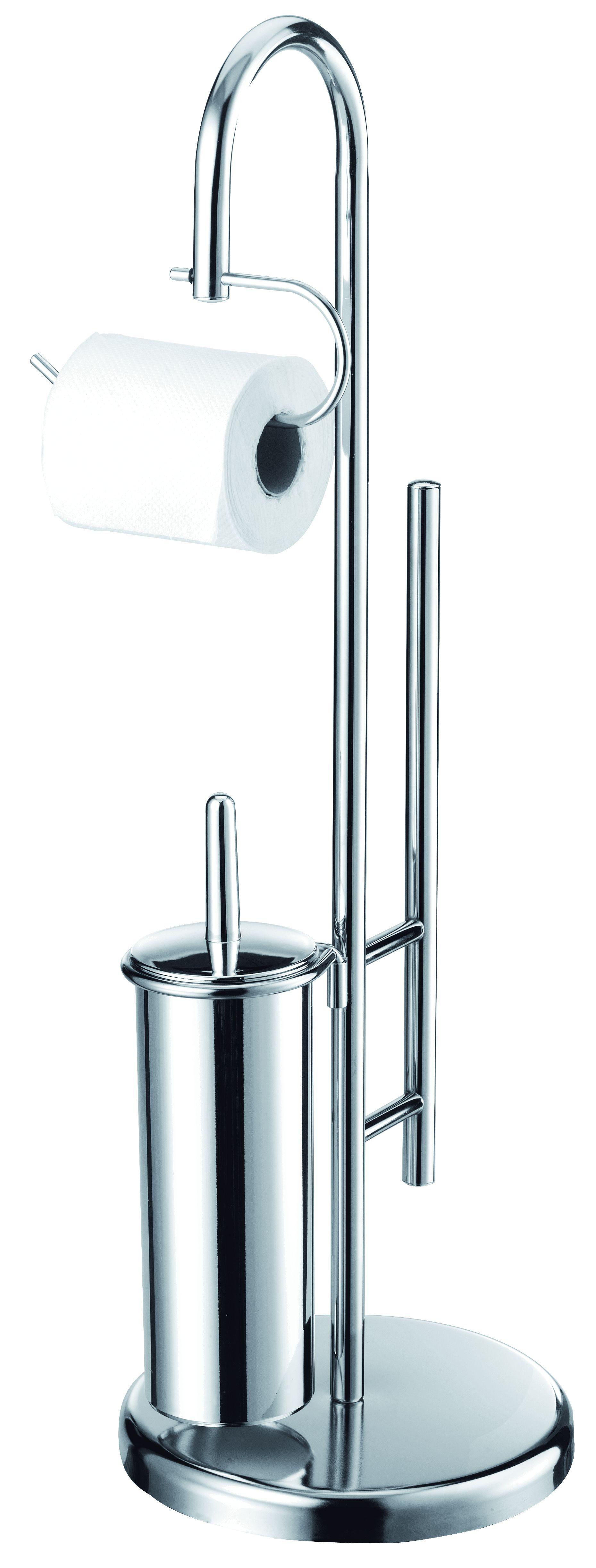 Stand Hartie Igienica Prosop Perie Wc - 20841