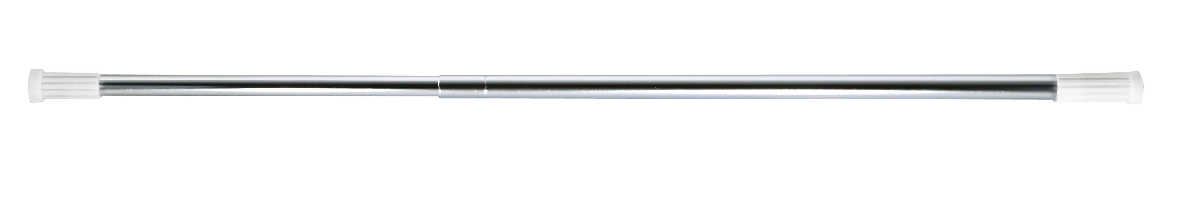 Bara extensibila 110-200cm, suport pentru perdea de dus - AWD02100232