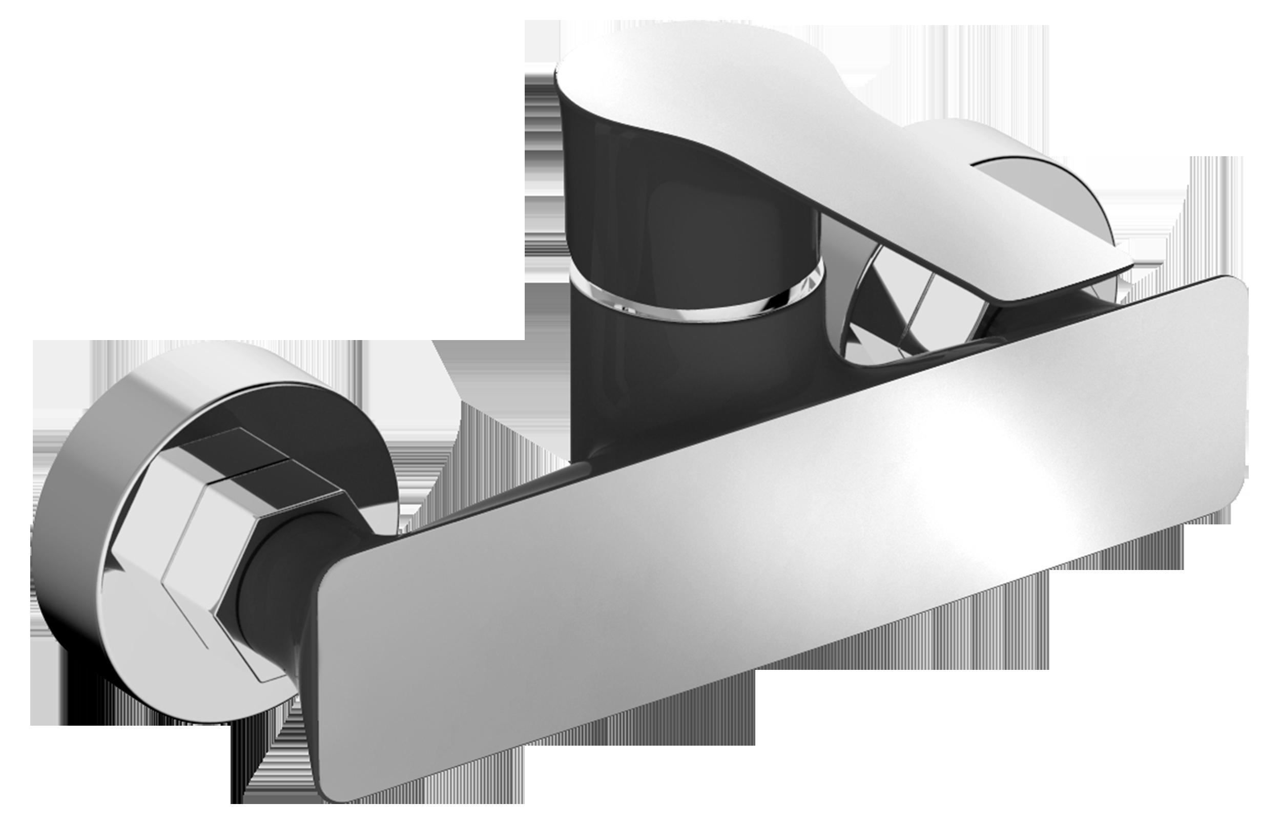 Baterie dus CasaBlanca LAVEO NEGRU-CROM BLV7-N imagine