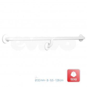 Bara de sprijin pentru baie 120cm Metaform Comfort Life 101D06004, alb