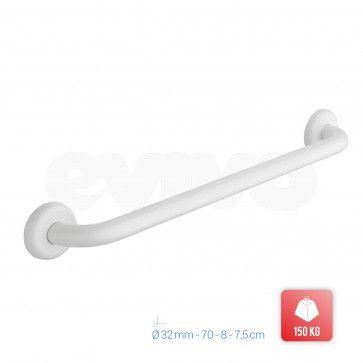 Bara de sprijin pentru baie 60cm Metaform Comfort Line 101313004, alb