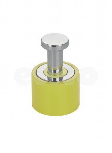 Cuier simplu baie Metaform ENJOY Coloor 105A11119 verde