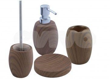 Set de accesorii pentru baie AWD FOREST