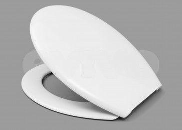 Capac WC HARO Thermoplast BERMUDA alb