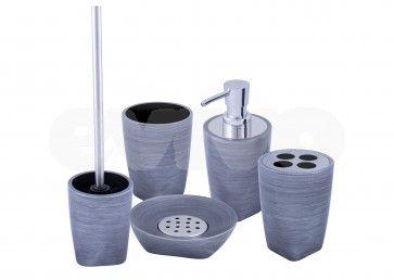 Set de accesorii pentru baie AWD LAVA