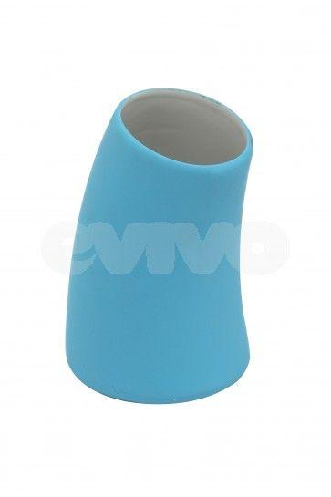 Suport periute dinti Metaform MOBI Soft Touch Light Blue