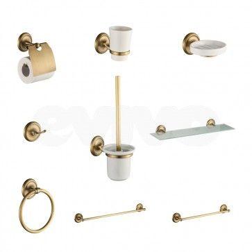 Set de accesorii pentru baie CasaBlanca EPOQUE
