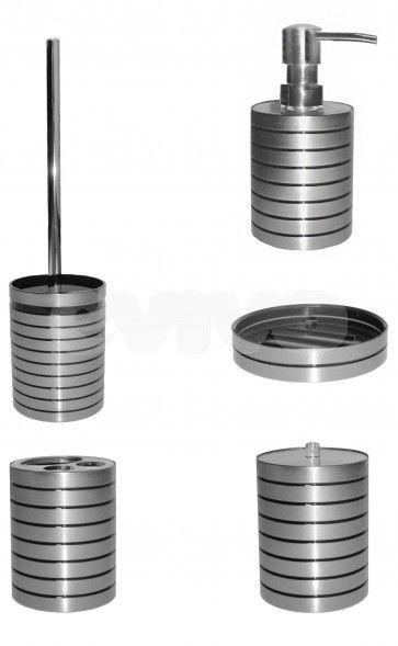 Set de accesorii pentru baie AWD LUNA