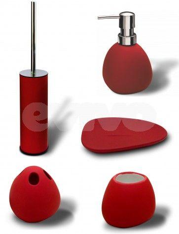 Set de accesorii pentru baie AWD PASSIONE
