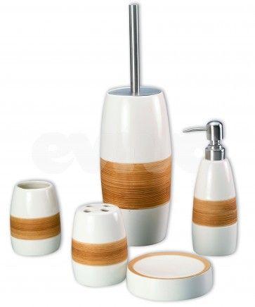 Set de accesorii pentru baie AWD SABBIA
