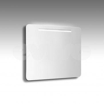 oglinda led senzor miscare colturi rotunjite Tua 65x90