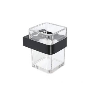 Suport periute de dinti Metaform 25 BLACK 105G12001, negru mat