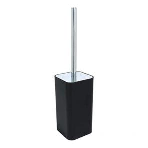Suport si perie WC Metaform 25 BLACK 105L28001, negru mat