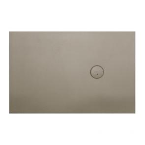 Cadita de dus dreptunghiulara 90x80 cm Glass PAPIRO