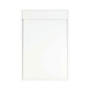 Cadita de dus dreptunghiulara 100x90 cm Glass RUG