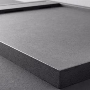 Cadita de dus dreptunghiulara 100x80 cm Glass RUG