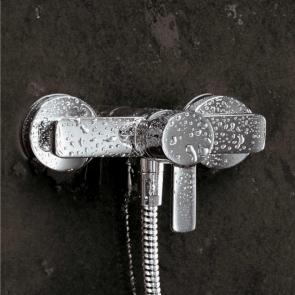 Baterie duș KLUDI Zenta DN15