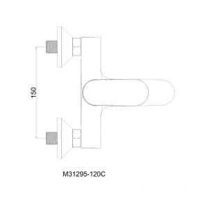 Baterie cada CasaBlanca LINEA BLN1
