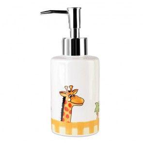 Dozator sapun lichid pentru copii AWD AFRYKA AWD02191103