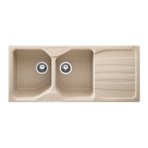 Chiuveta bucatarie 2 cuve si 1 picurator Franke MARIS COG 621 - 116/50 Avena