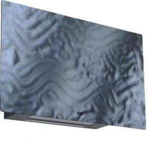 Hota decorativa Franke MARIS FREE 80, negru efect oglinda