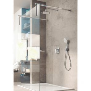 Baterie cadă și duș KLUDI Pure&Style încastrată