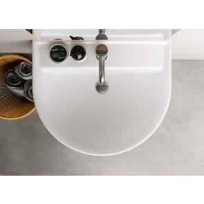Set lavoar baie + piedestal Ginger, ceramica