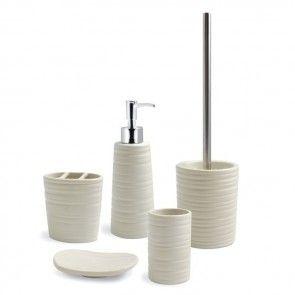 Set de accesorii pentru baie AWD MILOS