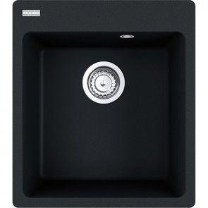 Chiuveta de bucatarie Fragranit Franke Centro CNG 610-39 Nero