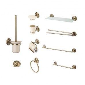 Set de accesorii pentru baie CasaBlanca RETRO