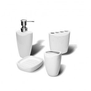 Set de accesorii pentru baie AWD FLIPP