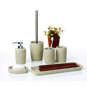 Set de accesorii pentru baie Hypo TWIST