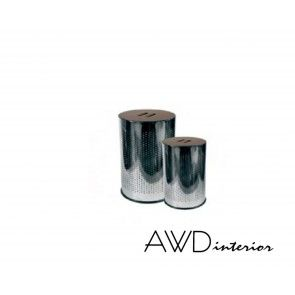 Cos rufe inox cromat, 48litri AWD02010171