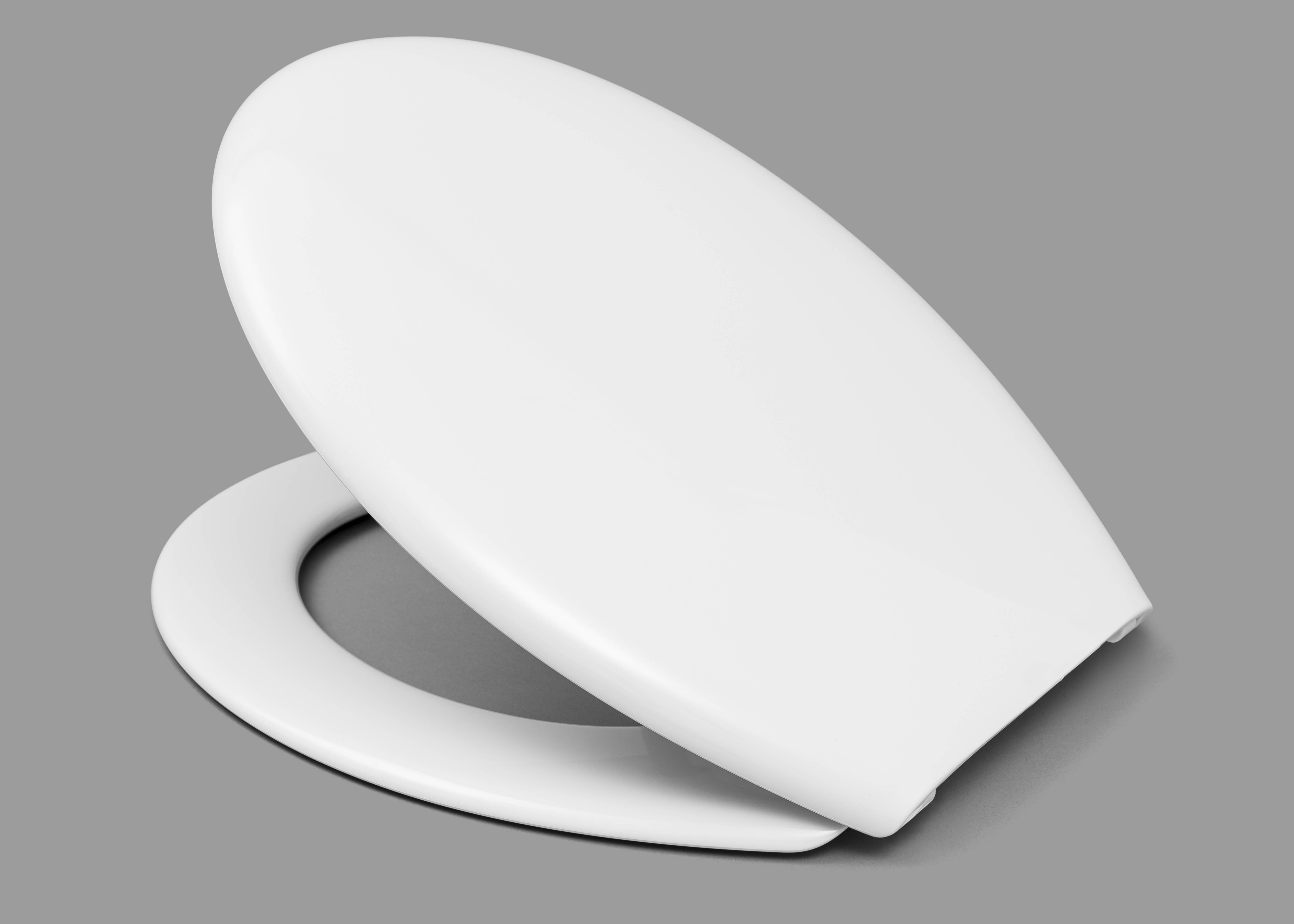 Capac WC HARO Thermoplast BERMUDA sistem inchidere din plastic
