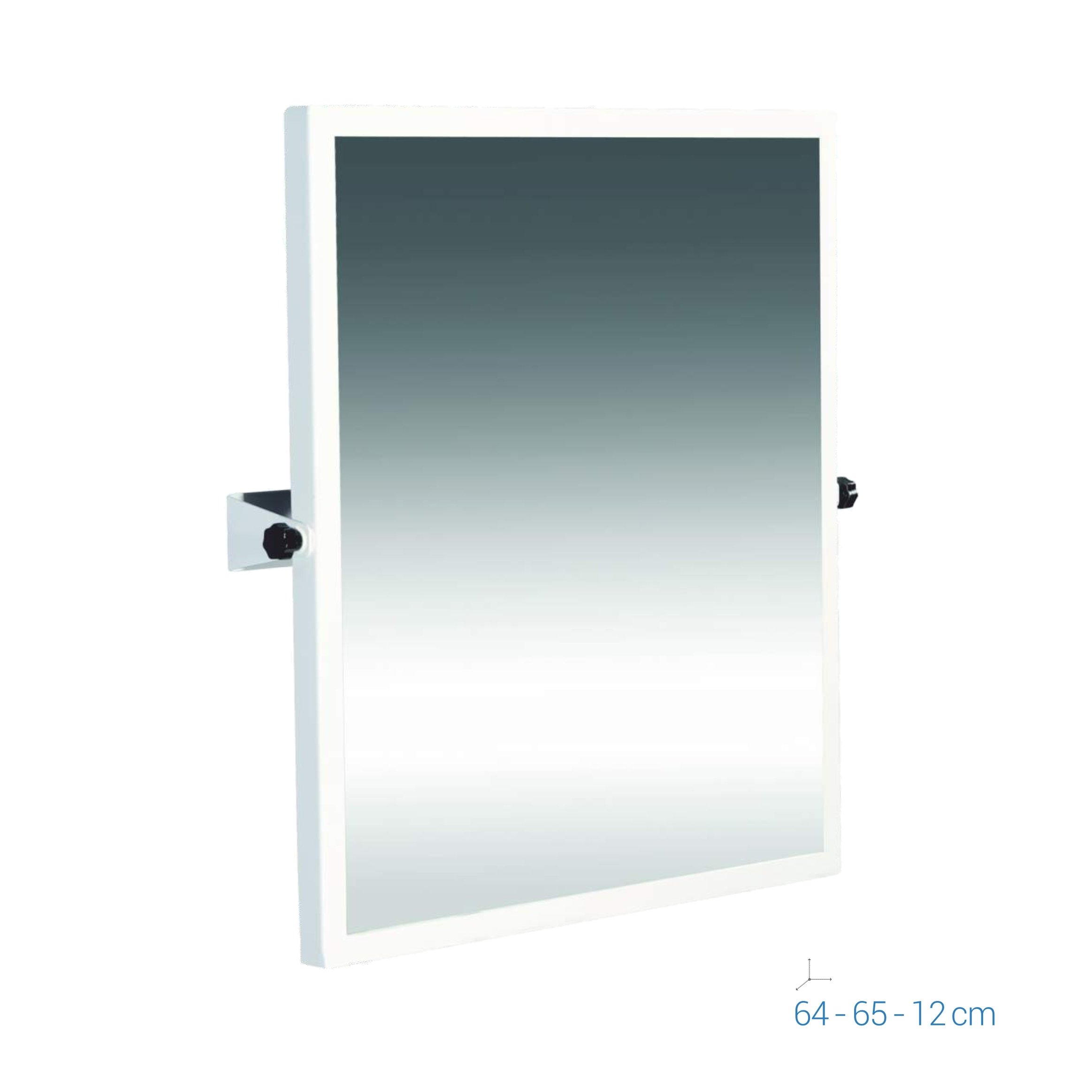 Oglinda pivotanta pentru persoane cu dizabilitati Metaform Comfort Line 101C21004