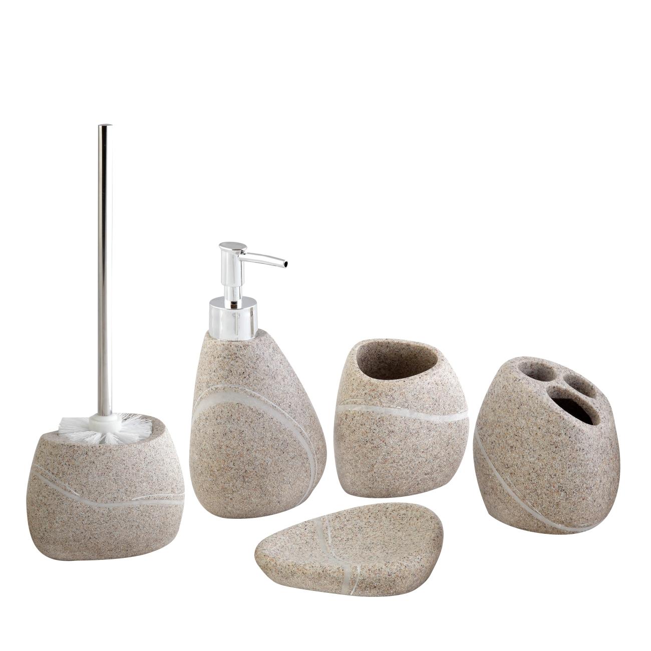 Set de accesorii pentru baie Hypo ROCK