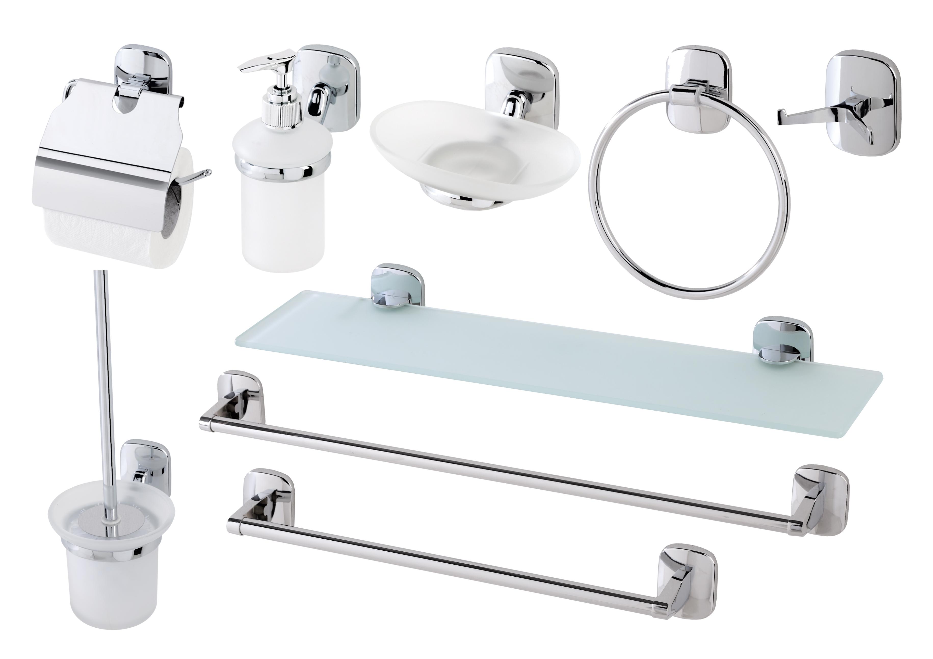 Set de accesorii pentru baie CasaBlanca VERA